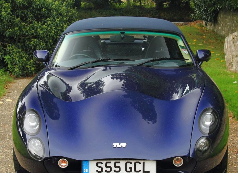 Rg Tvr Tuscan Convertible2